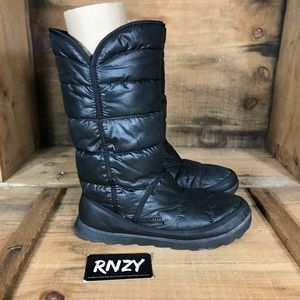 North Face Thermoball Pull-On Tall Boot